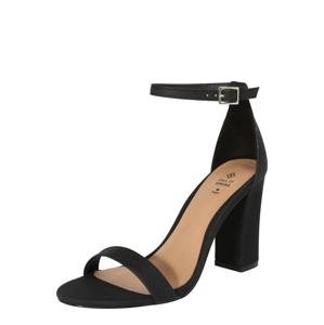 CALL IT SPRING Remienkové sandále 'Leilaa'  čierna