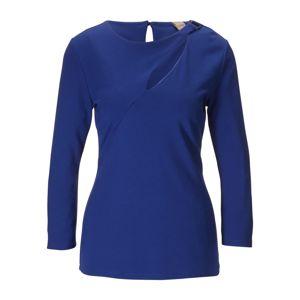 heine Tričko  kráľovská modrá