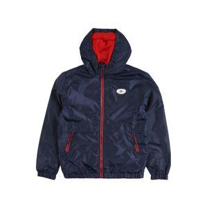 NAME IT Prechodná bunda  červená / modrá