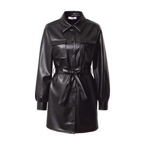 ONLY Košeľové šaty 'Ruma'  čierna