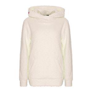 CHIEMSEE Športový sveter 'GREAT DIVINE'  biela / fuksia