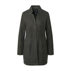 VERO MODA Prechodný kabát 'Katrine'  tmavosivá