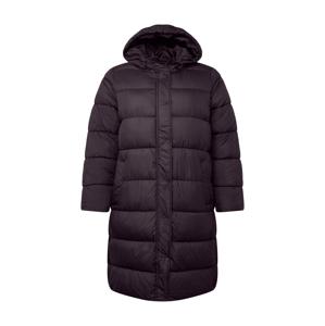 ONLY Carmakoma Zimný kabát 'New Cammie'  čierna
