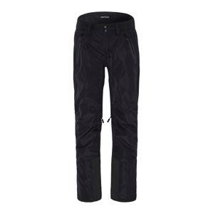 CHIEMSEE Outdoorové nohavice 'Taos'  čierna / sivá / biela