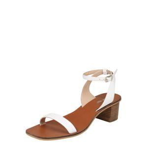 ABOUT YOU Sandále 'Ashley Shoe'  biela