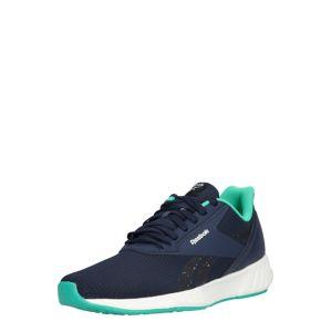 REEBOK Bežecká obuv 'Lite Plus 2.'  zelená / tmavomodrá / biela