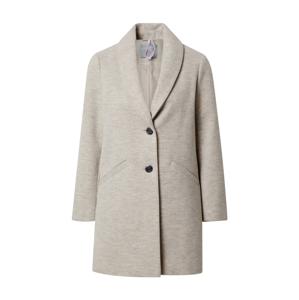Dorothy Perkins (Petite) Prechodný kabát  sivá / béžová