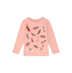 NAME IT Tričko 'CANDY'  ružová / zmiešané farby