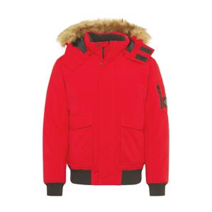 Calvin Klein Jeans Zimná bunda  červená