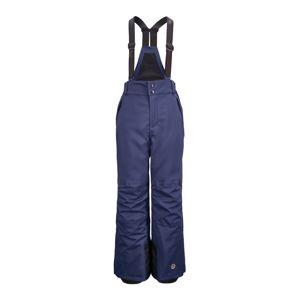 KILLTEC Outdoorové nohavice 'Gauror'  námornícka modrá / kobaltovomodrá