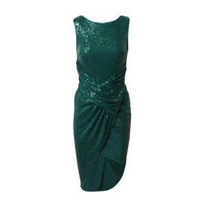 TFNC Kokteilové šaty 'RILEY '  zelená
