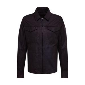 BOSS Prechodná bunda 'Jobean'  čierna