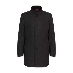 CINQUE Prechodný kabát 'OXFORD'  sivá / antracitová