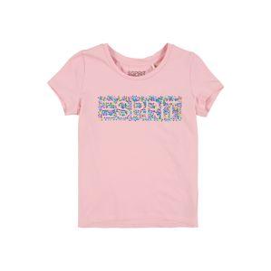 ESPRIT Tričko  ružová / zmiešané farby