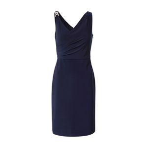 Lauren Ralph Lauren Kokteilové šaty 'LILLIAN'  námornícka modrá