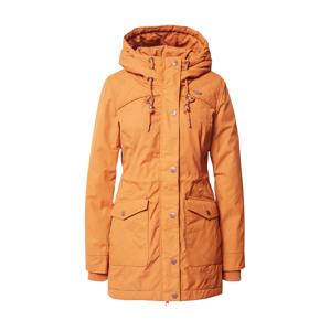 Ragwear Zimný kabát 'Malati'  oranžová