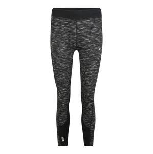 ONLY PLAY Športové nohavice 'Stacia'  čierna / biela