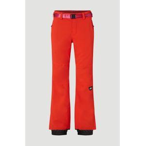 O'NEILL Outdoorové nohavice 'Star Slim'  ohnivo červená