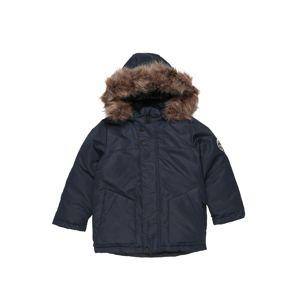 NAME IT Zimná bunda 'MARINUS'  námornícka modrá