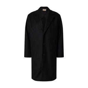Nudie Jeans Co Prechodný kabát 'Ruben'  čierna