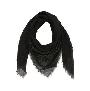 ESPRIT Látkové rúško 'Glamour SequSqua'  čierna