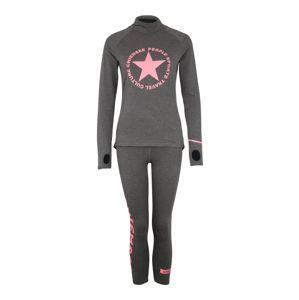 CHIEMSEE Spodné tričko  ružová / sivá