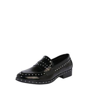 GLAMOROUS Papuče  čierna