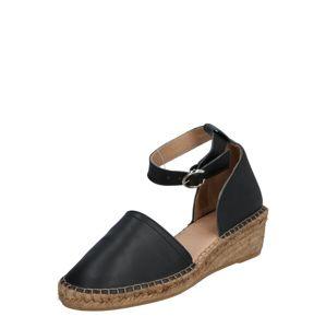 ROYAL REPUBLIQ Remienkové sandále 'WAYFARER'  čierna