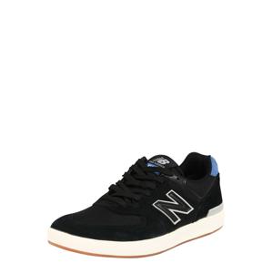 new balance Nízke tenisky 'AM574 D'  čierna / modrá / biela