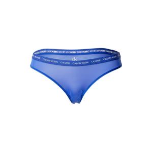 Calvin Klein Underwear Nohavičky 'Brazilian'  modrá