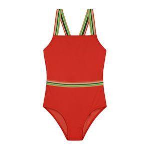 Shiwi Jednodielne plavky  červená