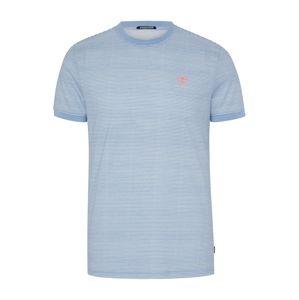 CHIEMSEE Funkčné tričko  biela / svetlomodrá