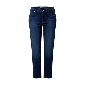 GAP Džínsy 'V-GIRLFRIEND DK FRESIA'  indigo / modrá denim