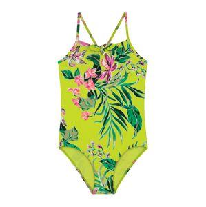 Shiwi Jednodielne plavky  limetová