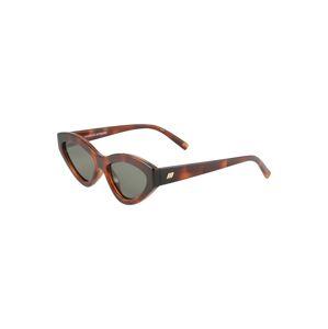 LE SPECS Slnečné okuliare 'SYNTHCAT'  hnedá