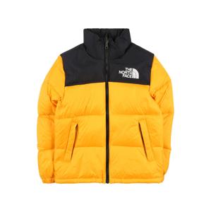 THE NORTH FACE Outdoorová bunda '96 Retro Nuptse'  zlatá žltá / námornícka modrá