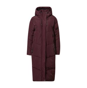 khujo Zimný kabát 'Sonje 2 '  vínovo červená