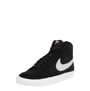 Nike Sportswear Členkové tenisky 'Blazer 77'  biela / čierna