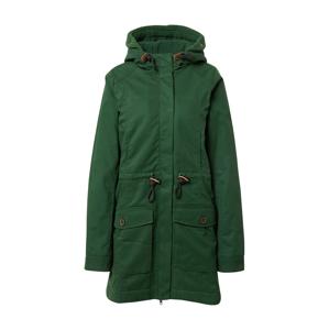 Tranquillo Prechodný kabát 'Juna'  zelená