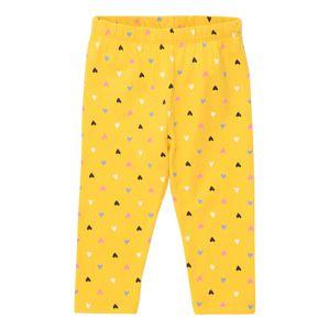 GAP Legíny  žltá / zmiešané farby