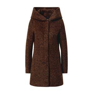 ONLY Prechodný kabát  hnedá