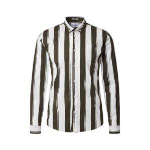 Lindbergh Košeľa  biela / čierna