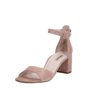 Paul Green Remienkové sandále  rosé