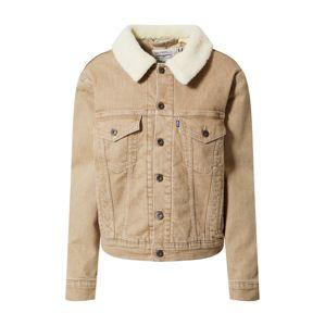 Levi's Made & Crafted Prechodná bunda  béžová