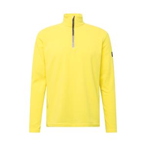 BRUNOTTI Športový sveter 'Tenno FW2021'  žltá