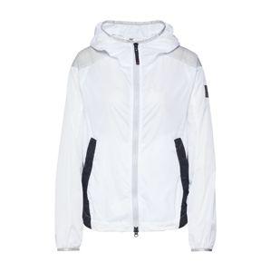 Bogner Fire + Ice Prechodná bunda 'FRANKA'  biela / námornícka modrá