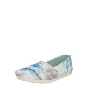 TOMS Papuče  modrá / sivá / biela