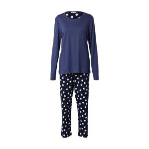 Mey Pyžamo  tmavomodrá / námornícka modrá / svetlofialová / biela