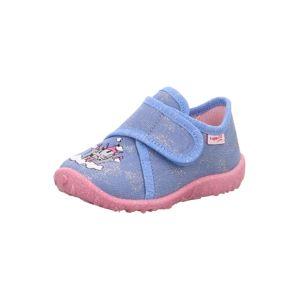 SUPERFIT Papuče 'Spotty'  dymovo modrá / ružová