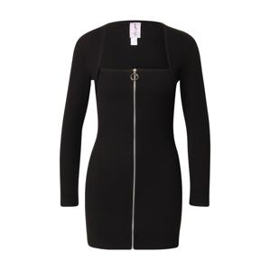 KENDALL + KYLIE Šaty  čierna